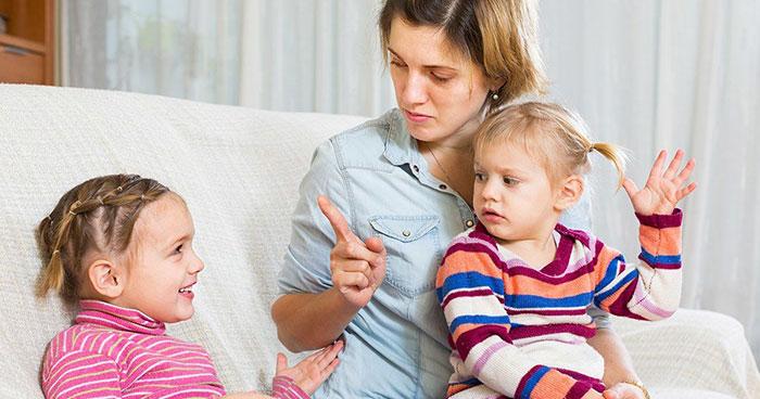 نکات مهم تربیتی برای والدین