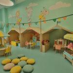 خانه بازی کودک در سعادت آباد