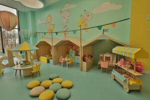 خانه بازی کودکان سعادت آباد