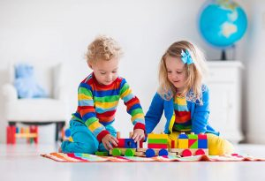 تاثیر بازی در رشد عاطفی کودک